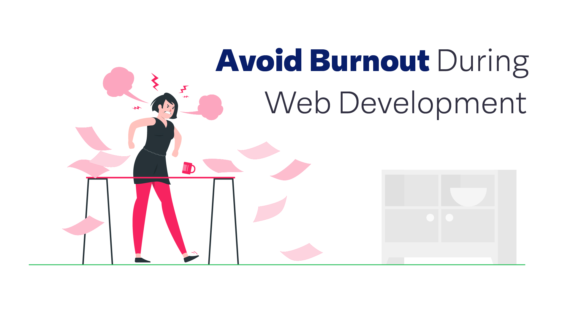 How to Avoid Burnout During Web Development Projects 01